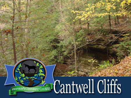 Cantwell Cliffs